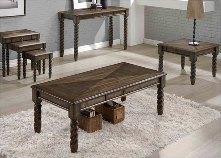 Coffee Table.Cologne Coffee Table 2 End Tables