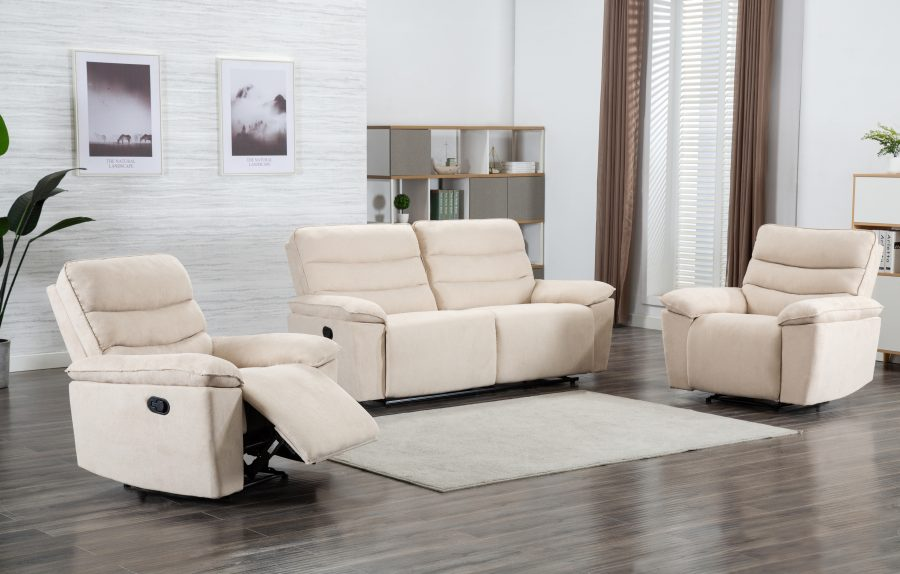 Fabulous Lesden 5 Seater Recliner Sofa Dailytribune Chair Design For Home Dailytribuneorg