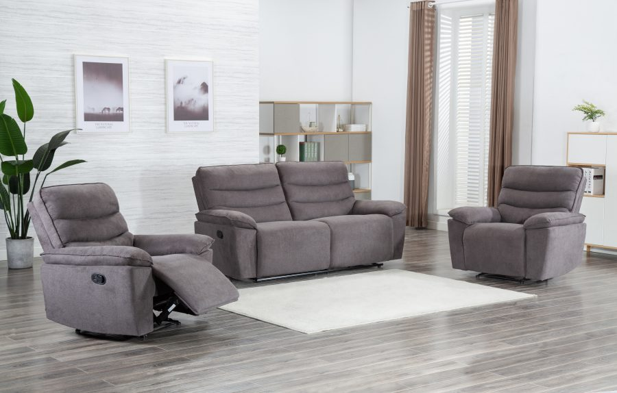 Peachy Tirenno 5 Seater Recliner Sofa Dailytribune Chair Design For Home Dailytribuneorg